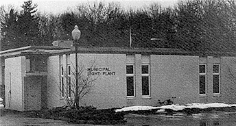 Light Plant Offices on Keyes Road, used from 1975-1998