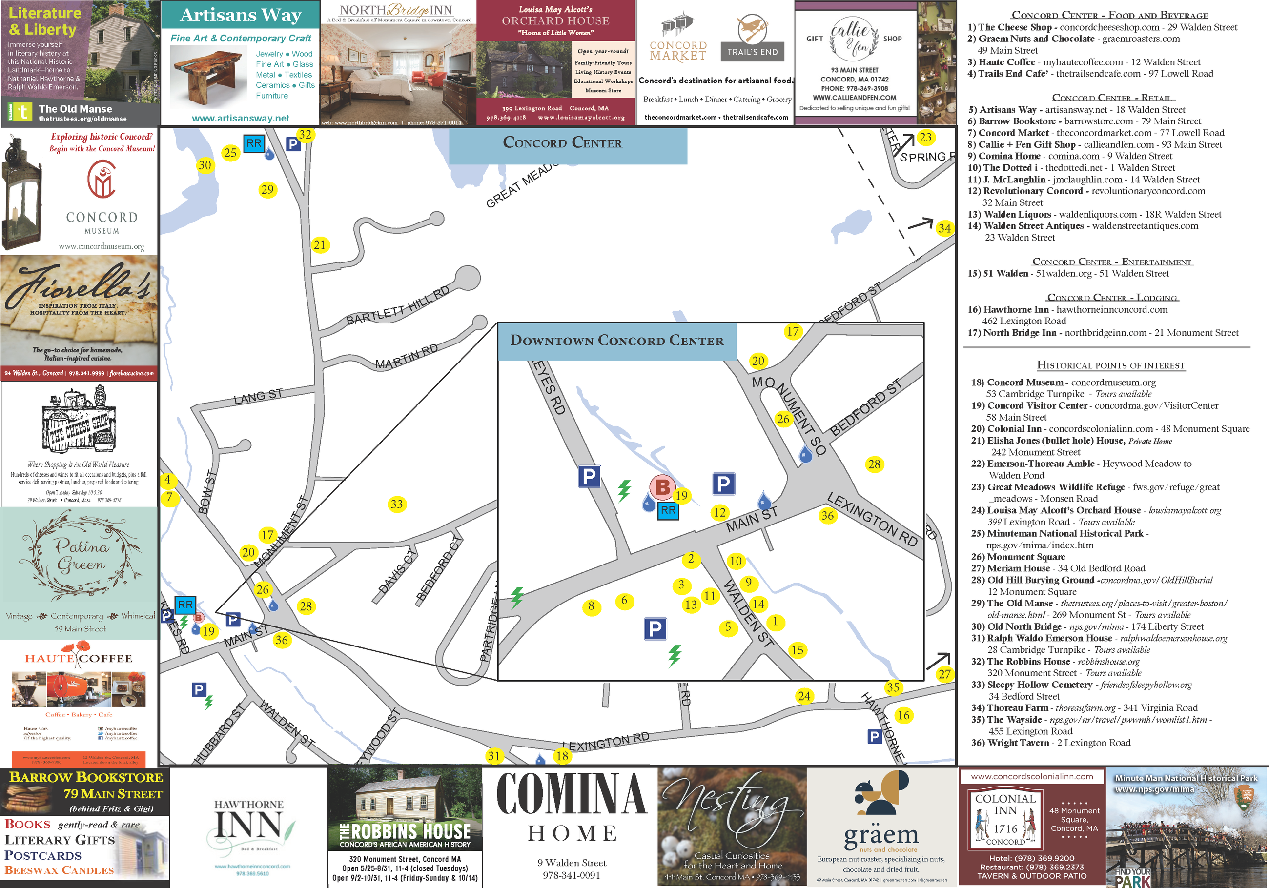 Visitor Center Town Map | Concord, MA on ma city map, ma beaches map, norfolk county ma map, wellfleet ma map, mass city map, massachusetts county map, ma state map, billerica ma map, ma topographical map, ma toll map, ma river map, ma road map, ma region map, ma coast map, ma island map, eastern ma cities map, ma world map, massachusetts zip code map, ma on us map, ma counties map,