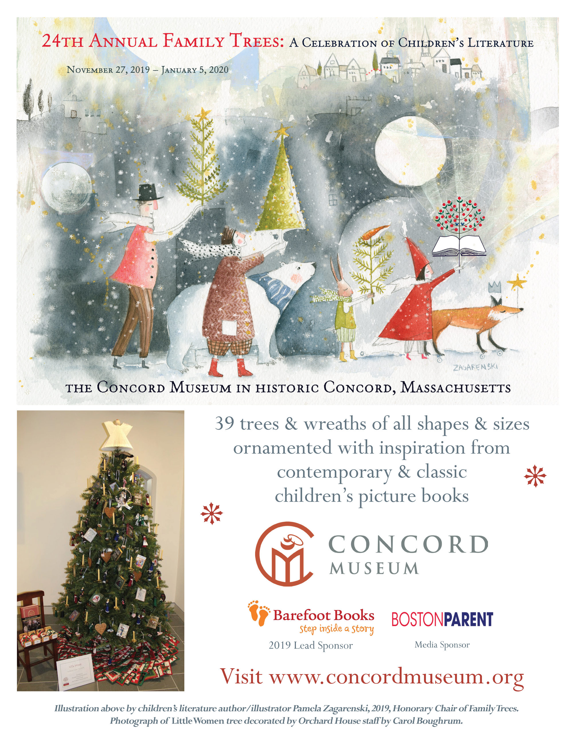 Concord Museum Poster