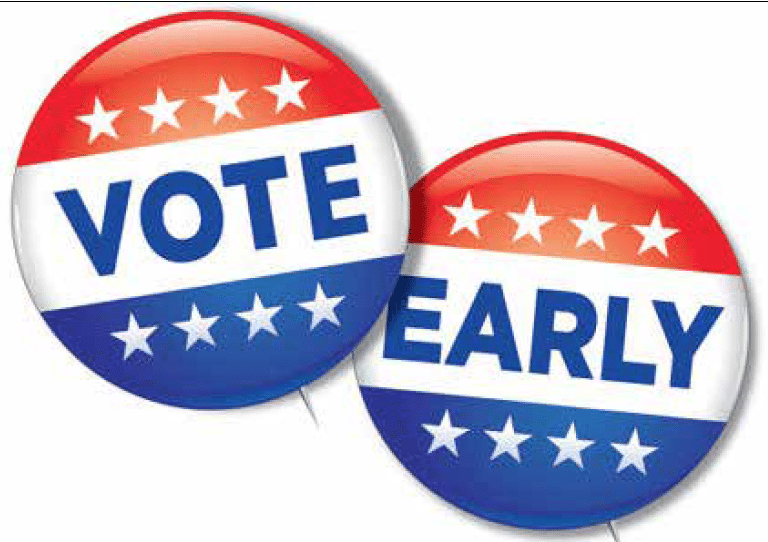 Vote Early By Mail