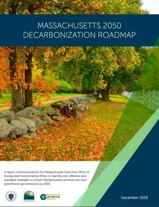 MA 2050 Decarb Roadmap