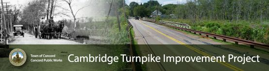 Turnpike Improvement Header Image