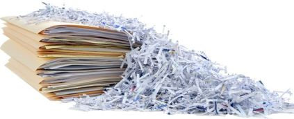 paper shedding