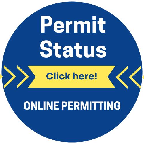 Permit Status button