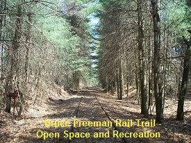 Bruce Freeman Rail Trail Open Space